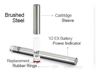 V2 Ex Series: Best e-cigarette reviewed.