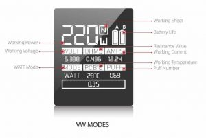Smok Alien Variable Voltage guide