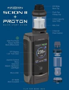 Innokin proton specification