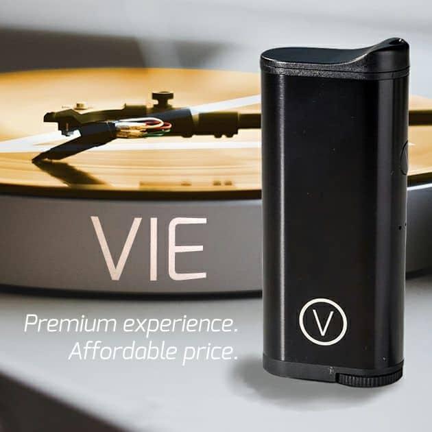 #2; The Vie weed vape