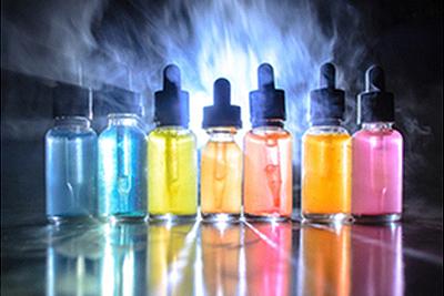 Mixing E-Liquids